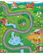 Country Road Mat